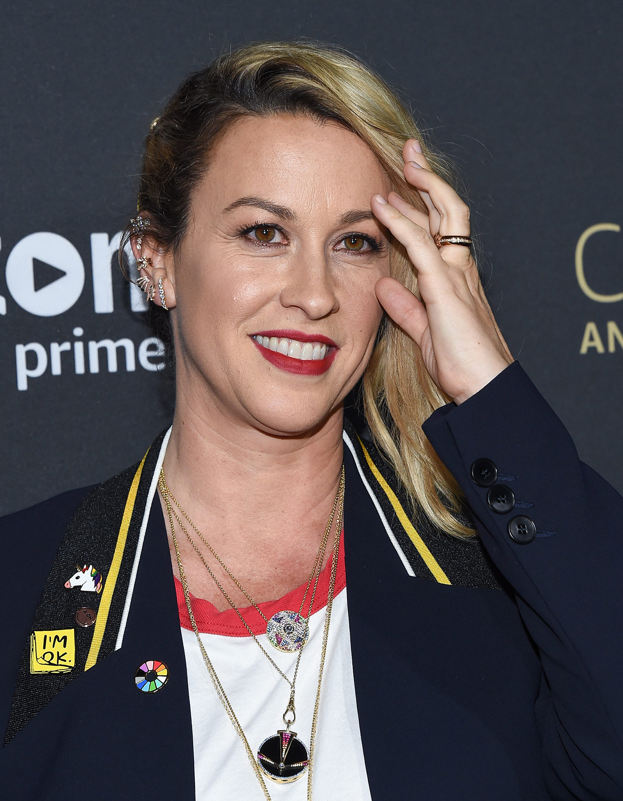 Alanis Morrisette is planning a musical based on Jagged Little Pill