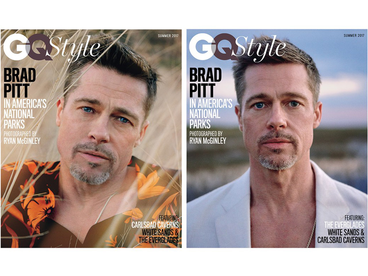 The Brad Pitt interview that might destroy your crush on Brad Pitt