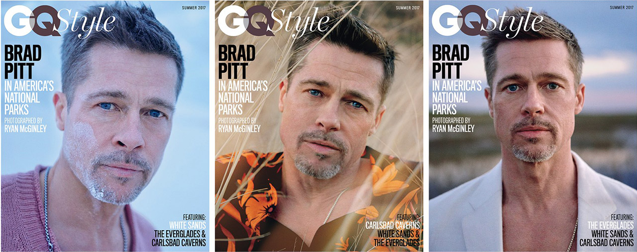 brad pitt GQ interview