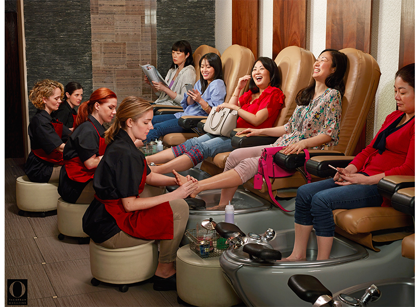 Chris Buck nail salon