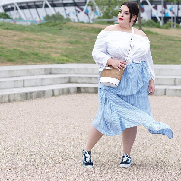 992bd5d5faa The top 34 plus-size bloggers to follow on Instagram — Chatelaine