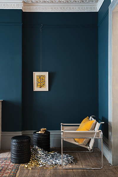 The 9 Best Blue Paint Colours From Navy To Barely There Neutral