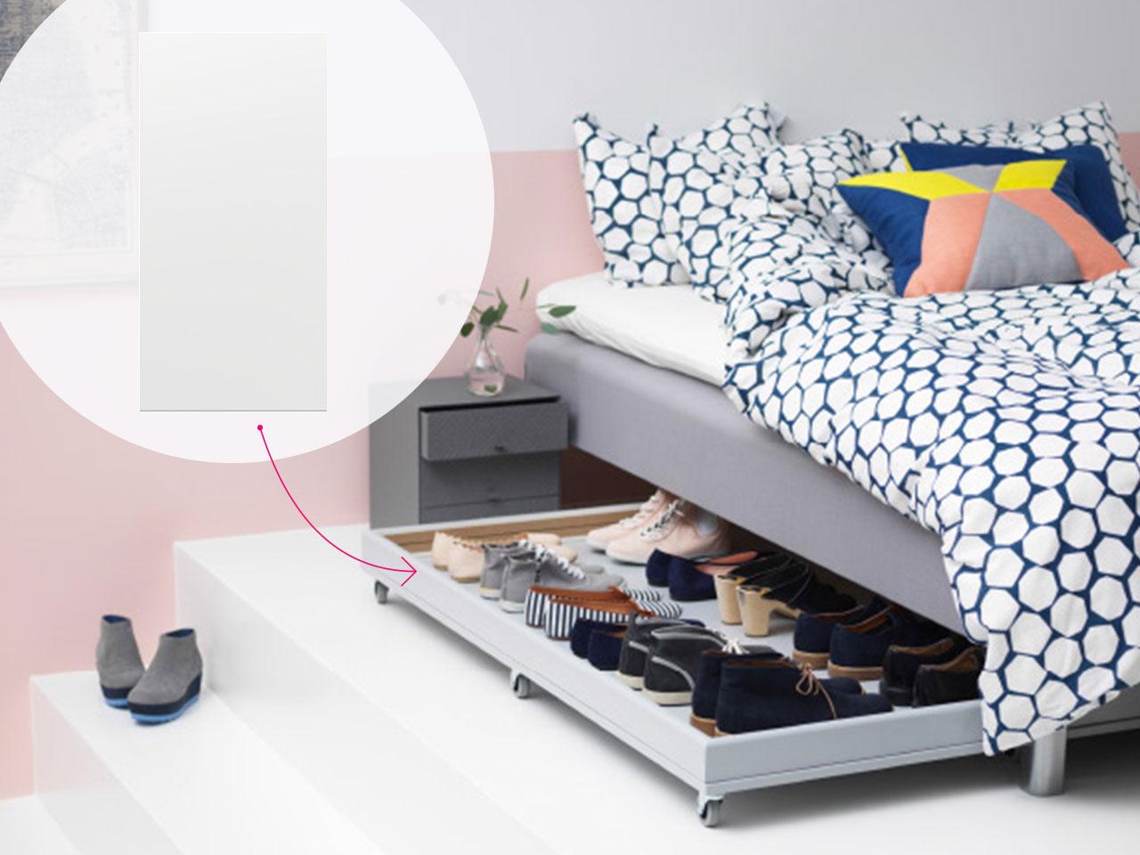 30 of the best diy ikea hacks ever chatelaine. Black Bedroom Furniture Sets. Home Design Ideas