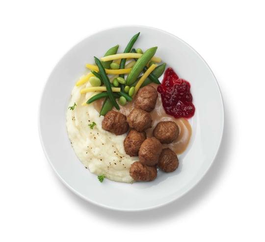 Best Ikea foods: swedish meatballs