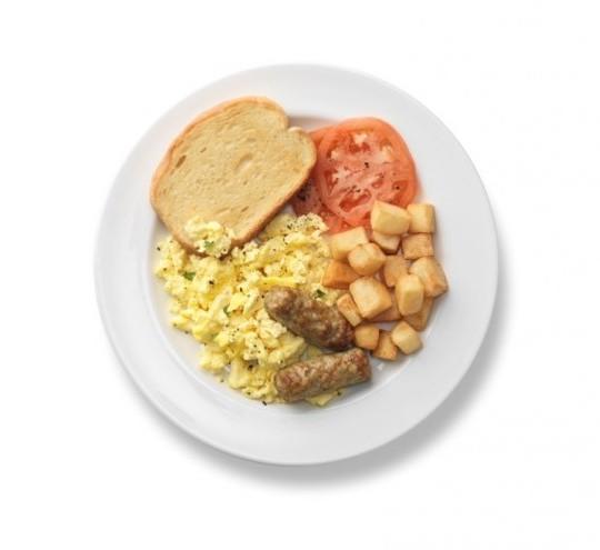 Best Ikea foods: traditional breakfast