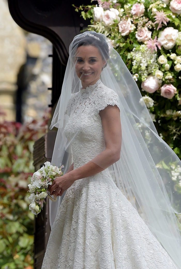 What actually went down at pippa middleton s royal ish for Wedding dress like pippa middleton