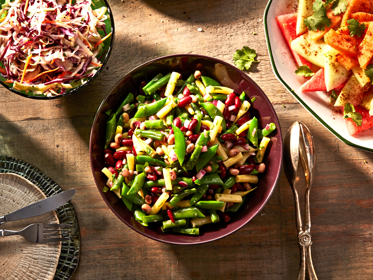 Best mixed bean salad recipe