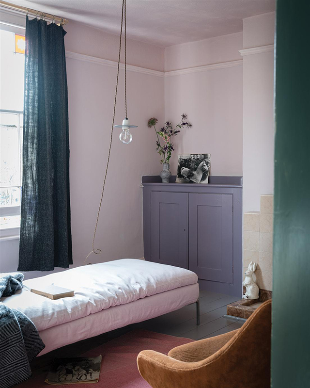 Nursery Décor For The Grown Ups: 9 Grown-up Pink Paint Colours You Never Knew You Needed