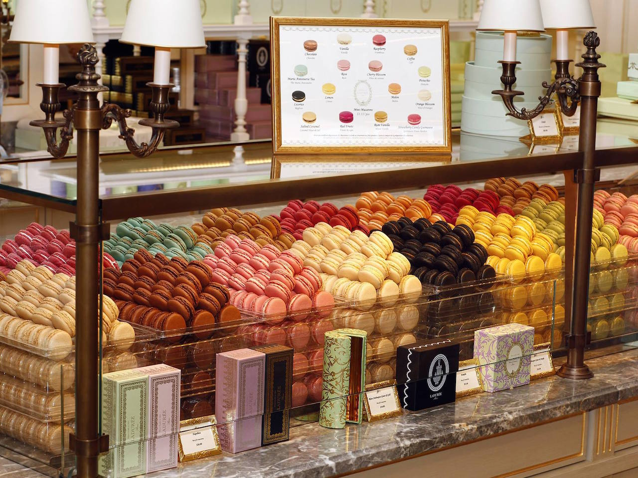 Préférence One less reason to go to Paris: Ladurée macarons are coming to Toronto AV24