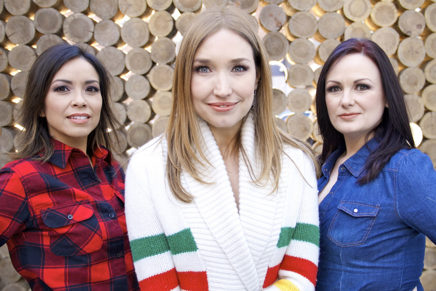 From left, Emm Gryner, Dayna Manning and Laura C. Bates are Trent Severn. Photo: Mark Maryanovich