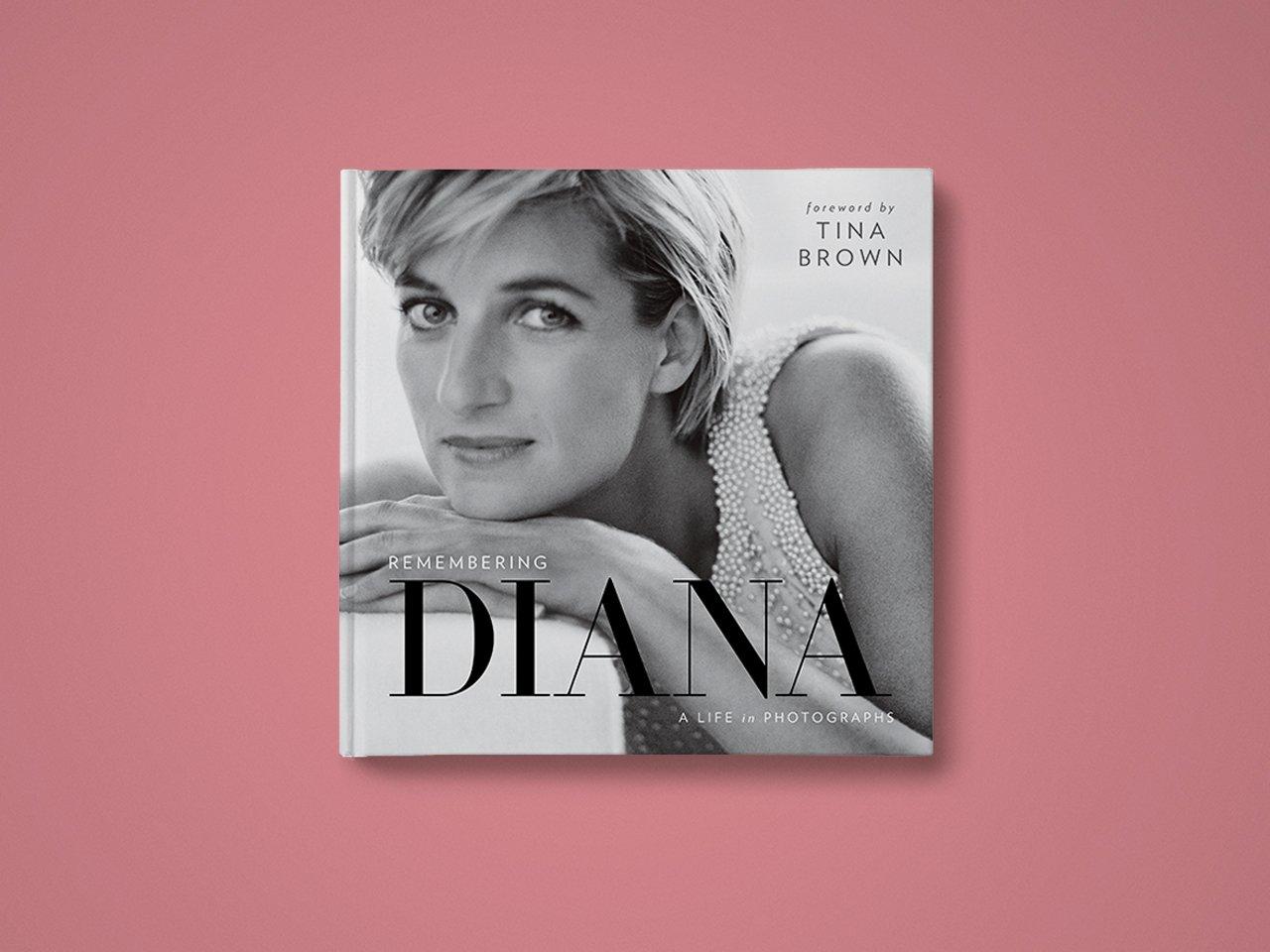 Remembering DIana book