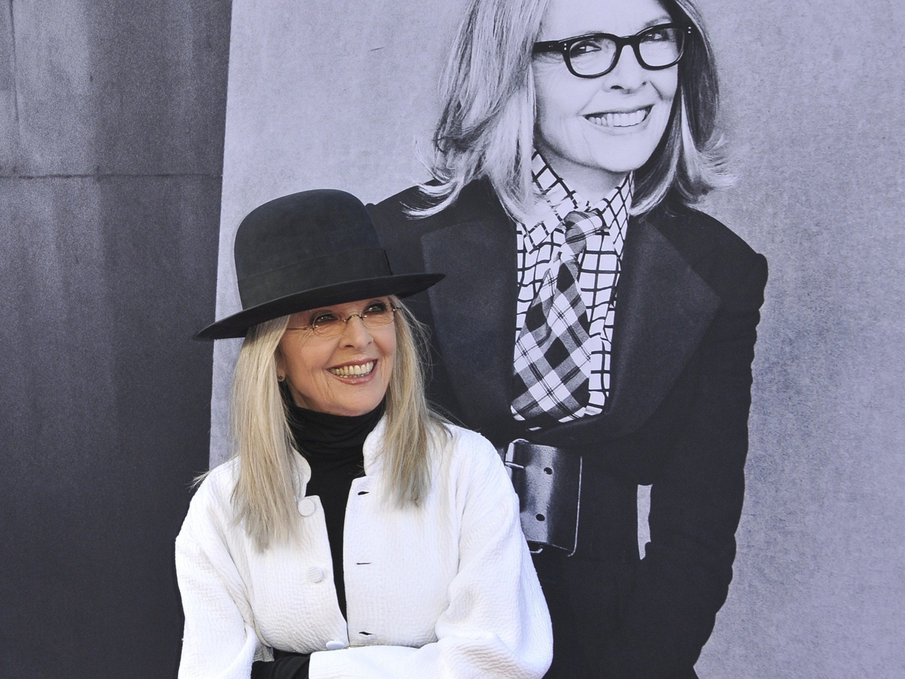 Can life without friends be fulfilling? Diane Keaton, seen here arriving at the 2017 AFI Life Achievement Award Gala, says yes. says yes.