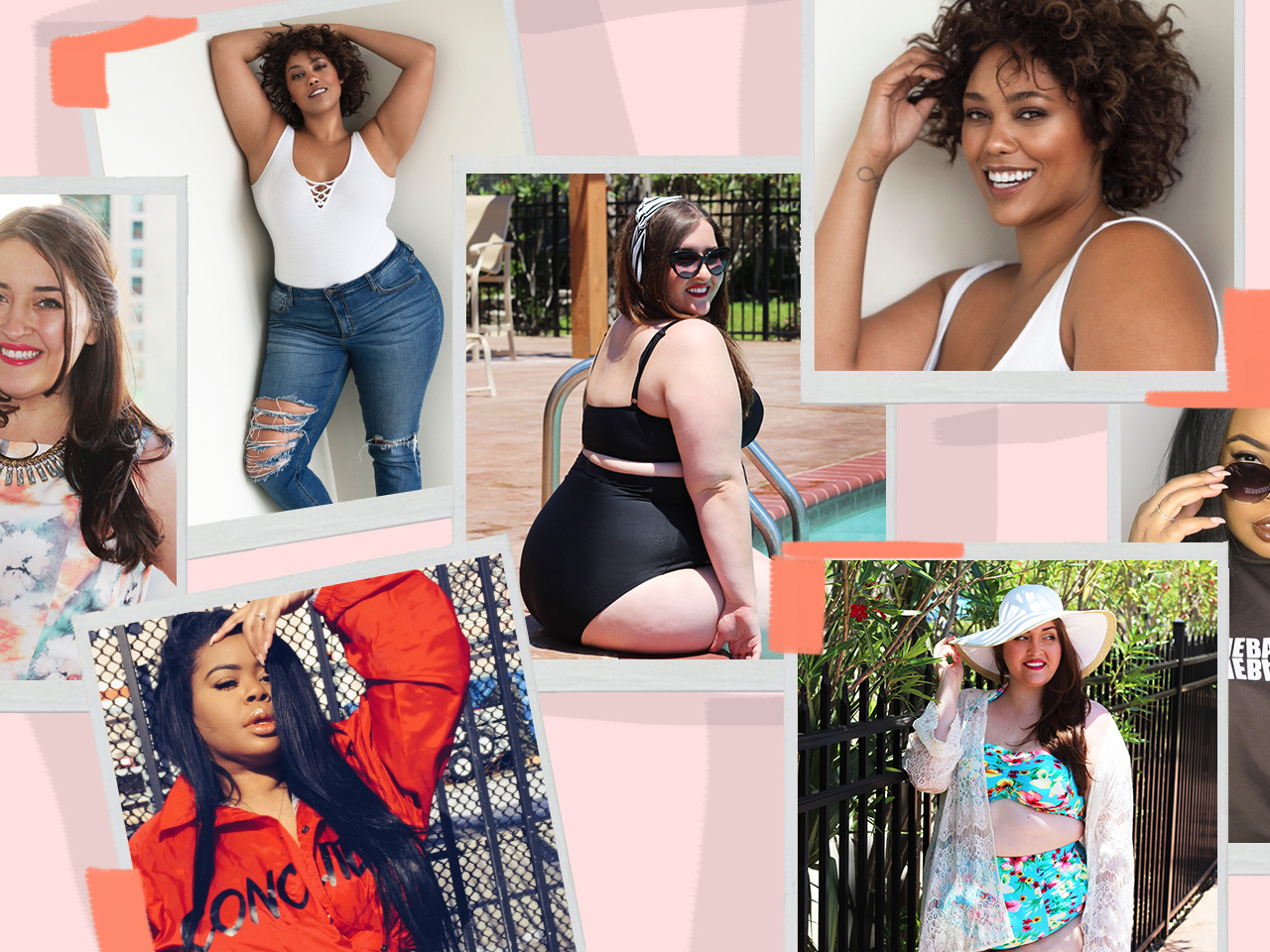 Canadian style influencers Brittnee Blair, Diana Di Poce and Sashagai Ruddock weigh in on finding plus-size fashion.