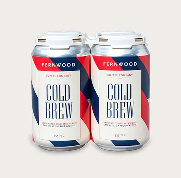 Fernwood Coffee - Cold Brew Coffee Cans