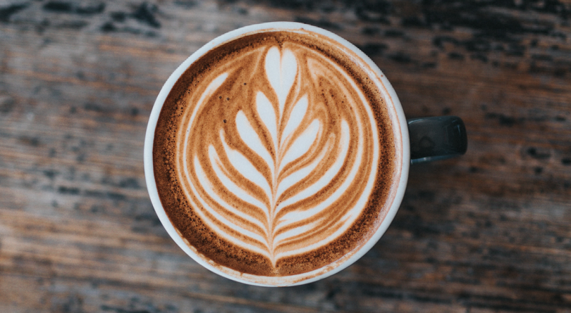 Latte art - beautliful coffee shops across Canada