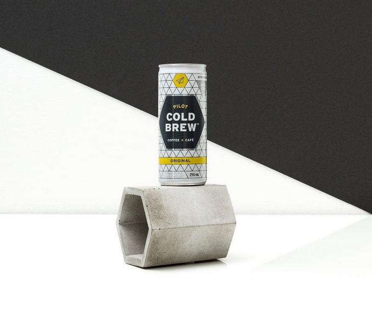 Pilot-Cold Brew Coffee cans - Pilot coffee roasters