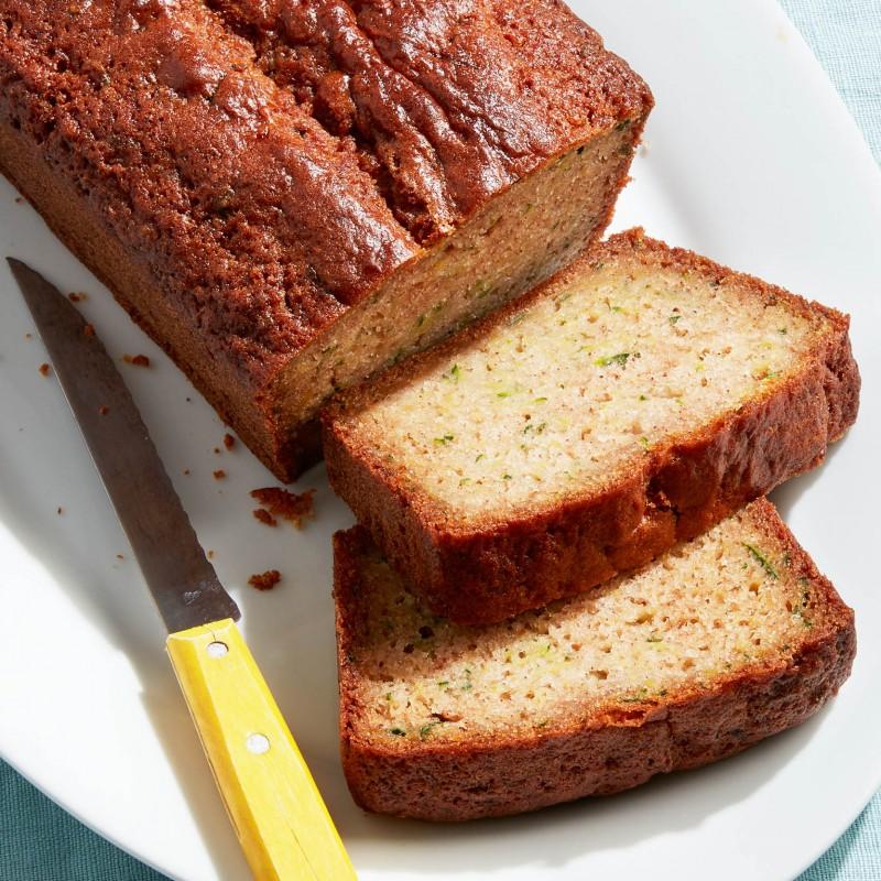 Classic zucchini loaf