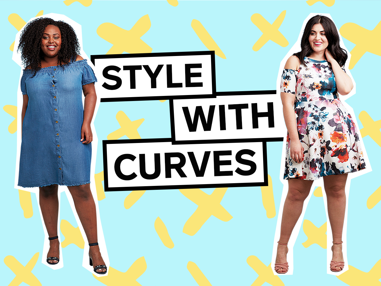 How to wear wide,leg pants when you\u0027ve got curves