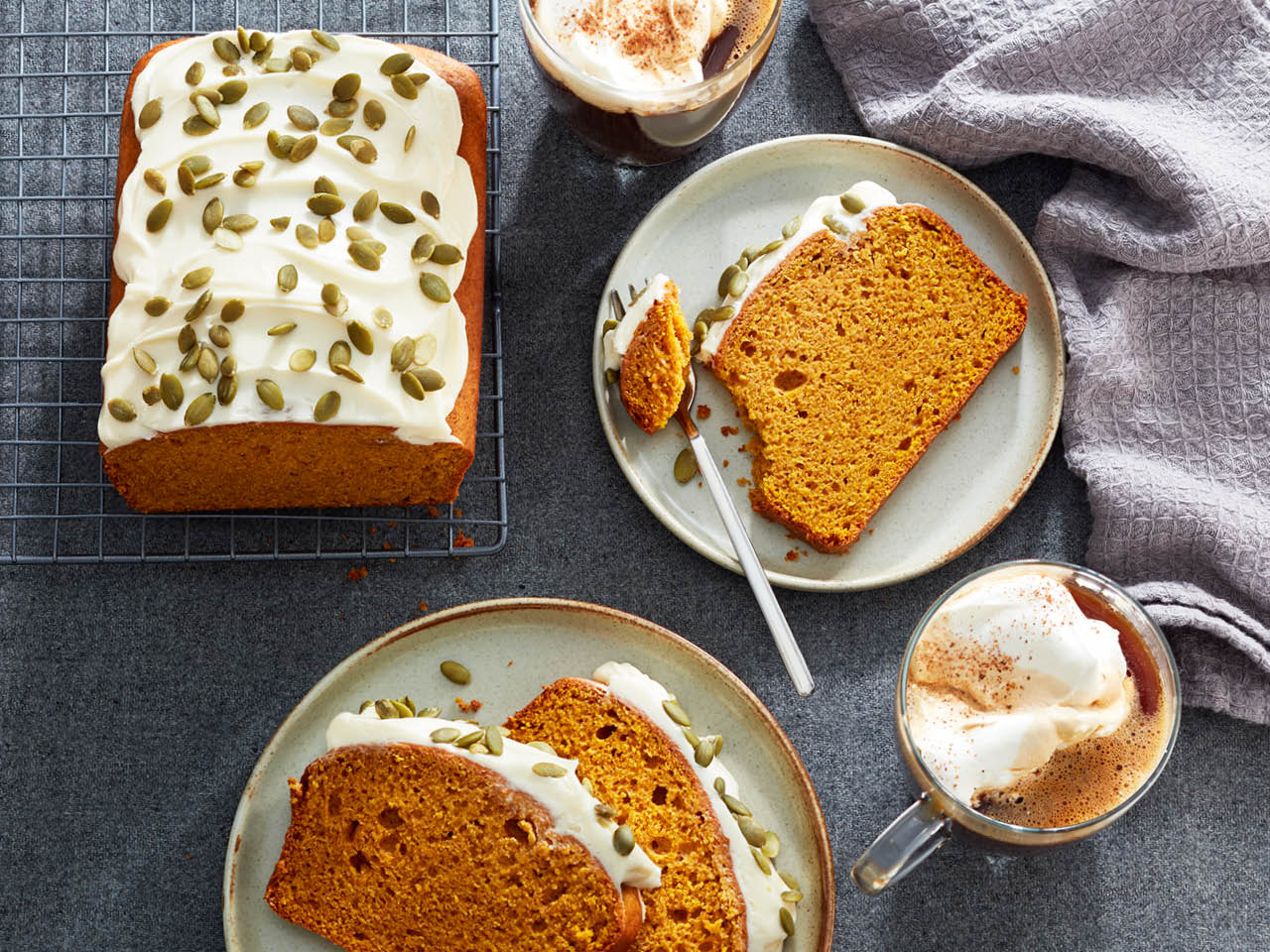 Pumpkin dessert recipes for Thanksgiving and beyond: Classic pumpkin loaf