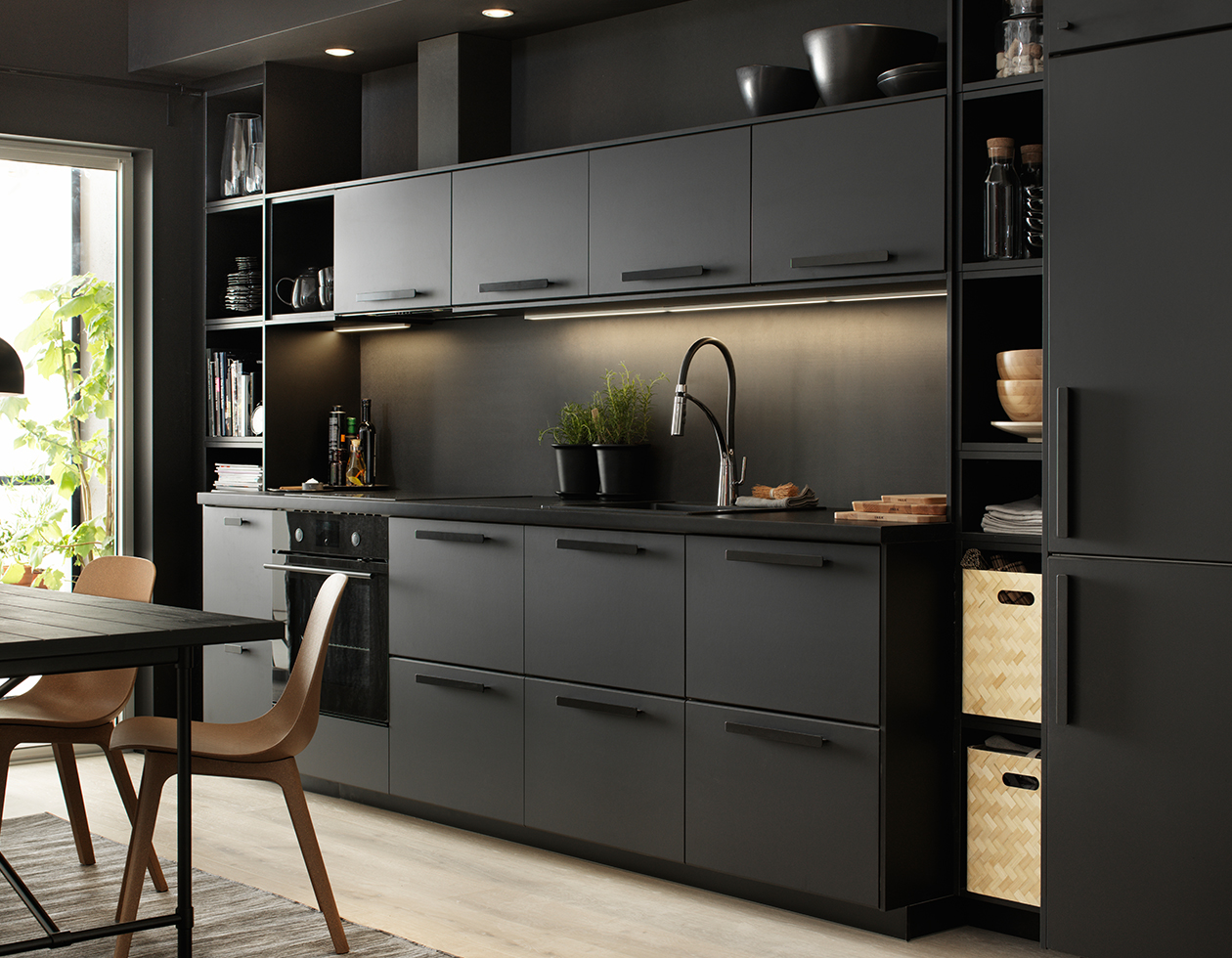 ikea dark kitchen cabinets the 2018 ikea catalogue is almost here here s a sneak 17577