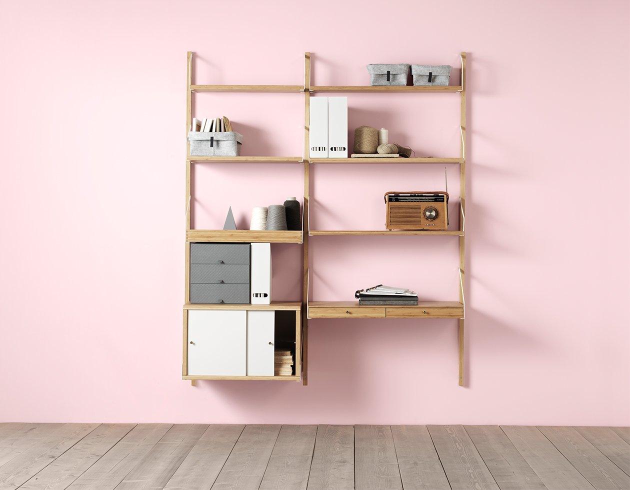 Ikea catalogue bookshelf