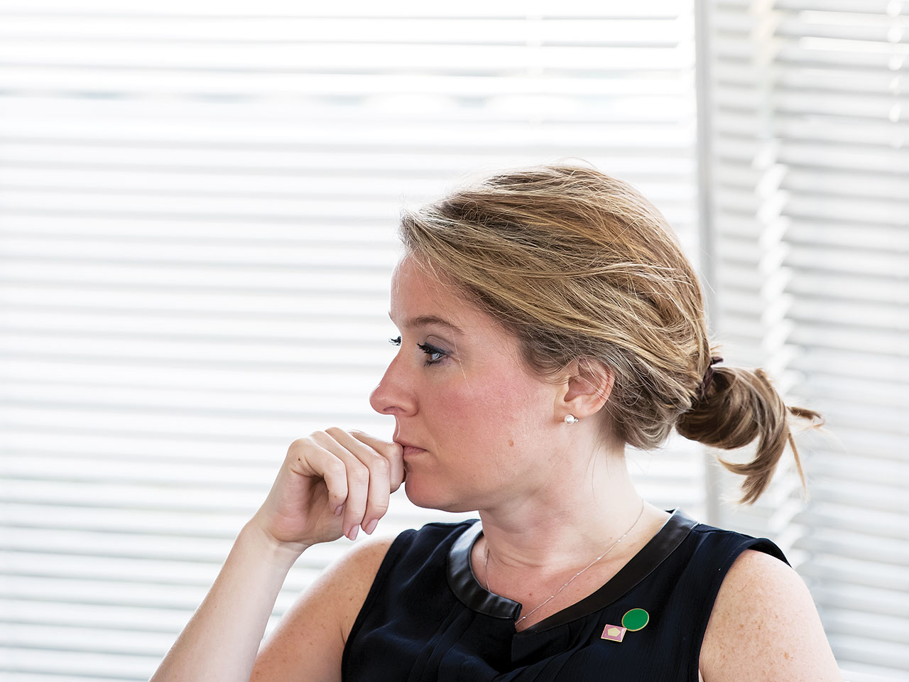 Katie Telford, chief of staff to Justin Trudeau