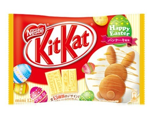 pancake flavoured kit kat - amazon