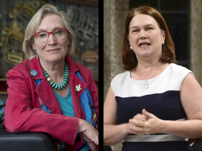 A Tuberculosis Crisis, MMIW And Straight-Up Racism: Philpott and Bennett Discuss Their Biggest Challenges