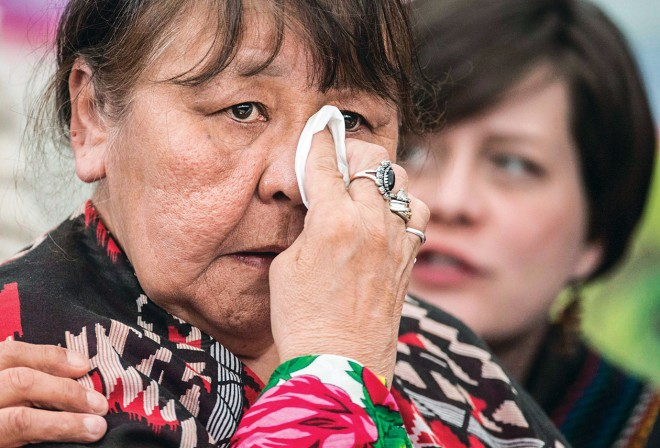 Inside The Crisis Threatening Canada's MMIW Inquiry