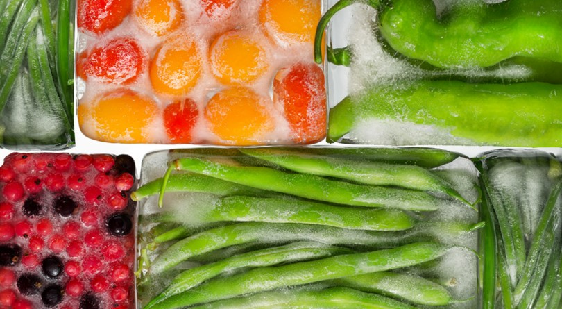 Freezer Storage The Lifespan Of Frozen Foods Is Shorter