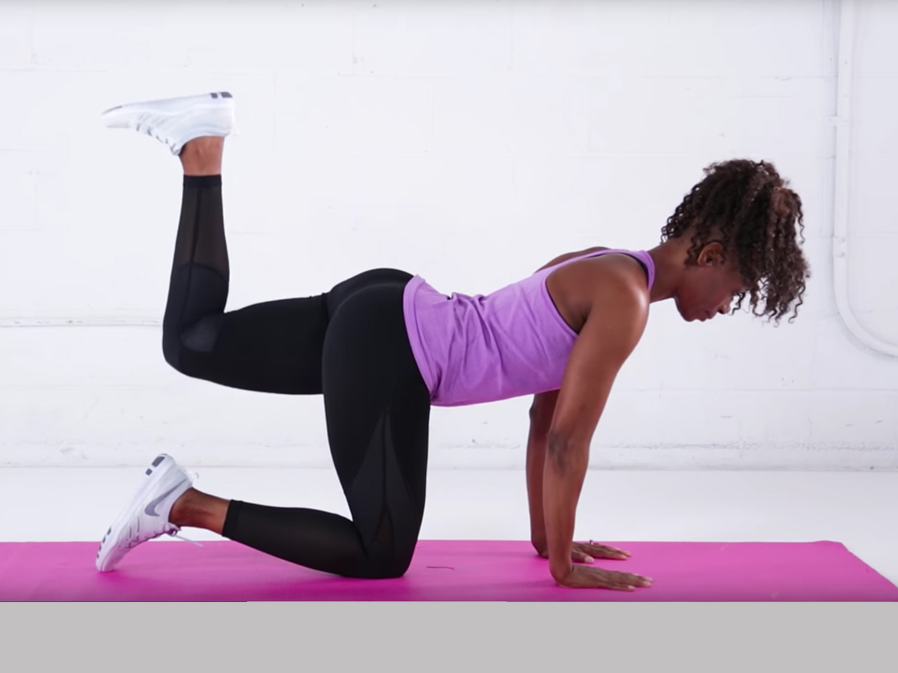 3 moves to strengthen your glutes