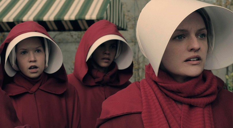 Handmaid's Tale Halloween costume ideas
