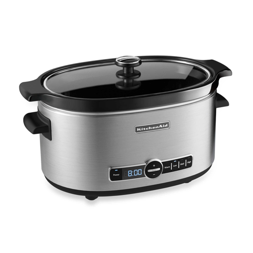 How to choose a slow cooker: KitchenAid Slow Cooker