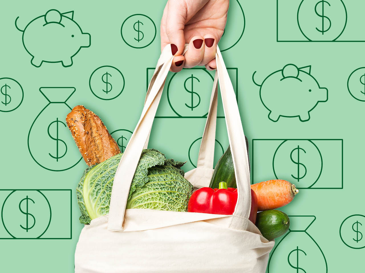 How Much Money Should You Really Be Spending On Groceries?
