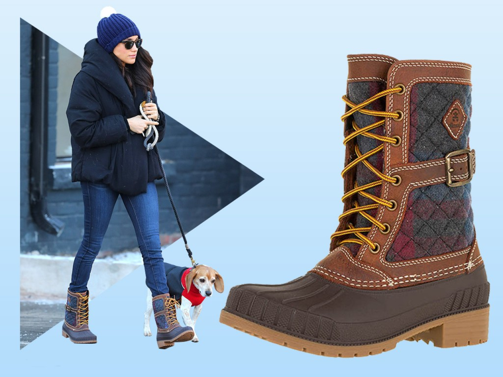 Meghan Markle's Favourite Winter Boots—And 9 More Pairs To Get The Look