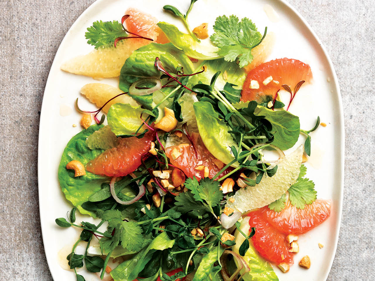 Thai citrus salad