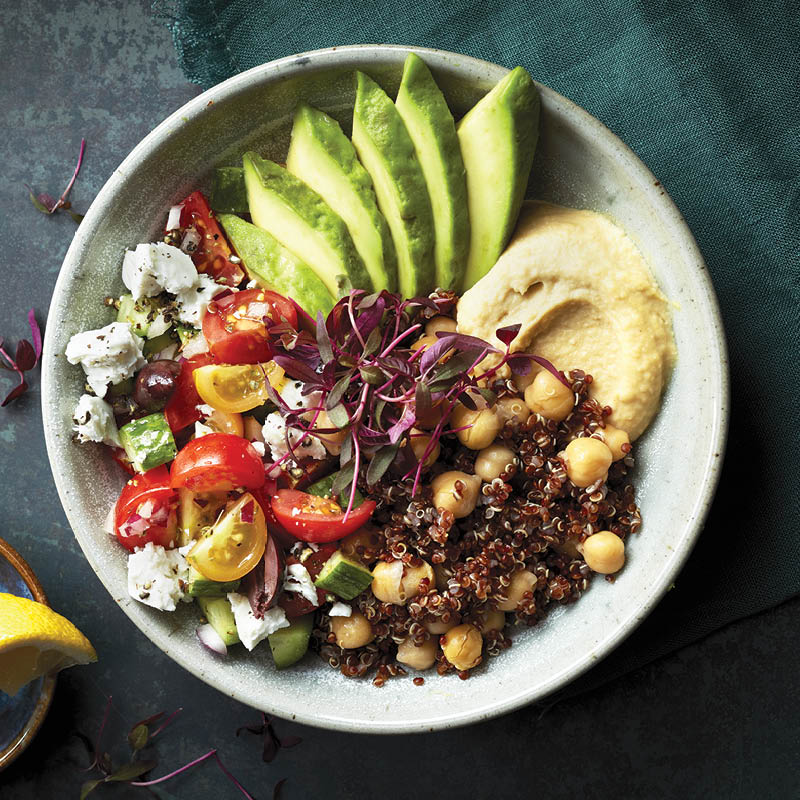 quinoa breakfast bowl 5 healthy grain bowls to make for dinner this week 30463