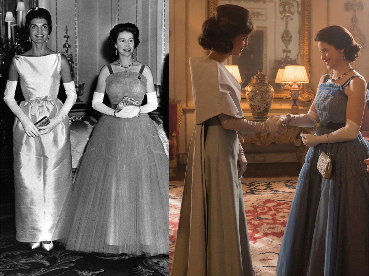 Resultado de imagem para queen elizabeth with president