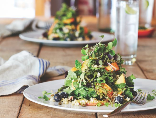 brown butter salad
