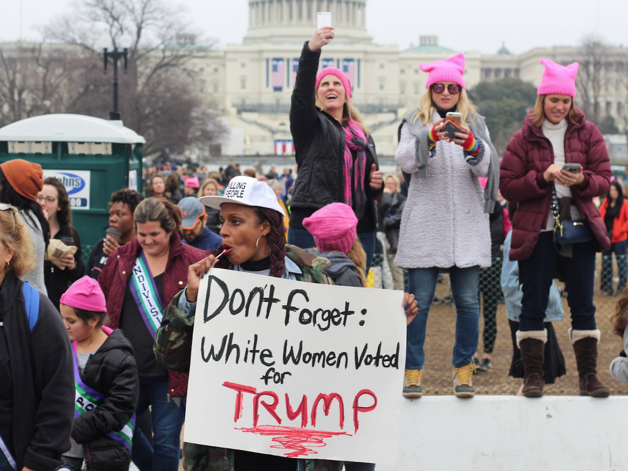 Why We Need To Talk About White Feminism… Like, Now