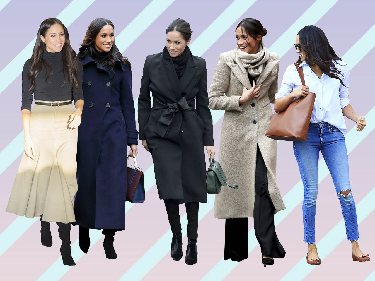 In Photos: Meghan Markle's Style