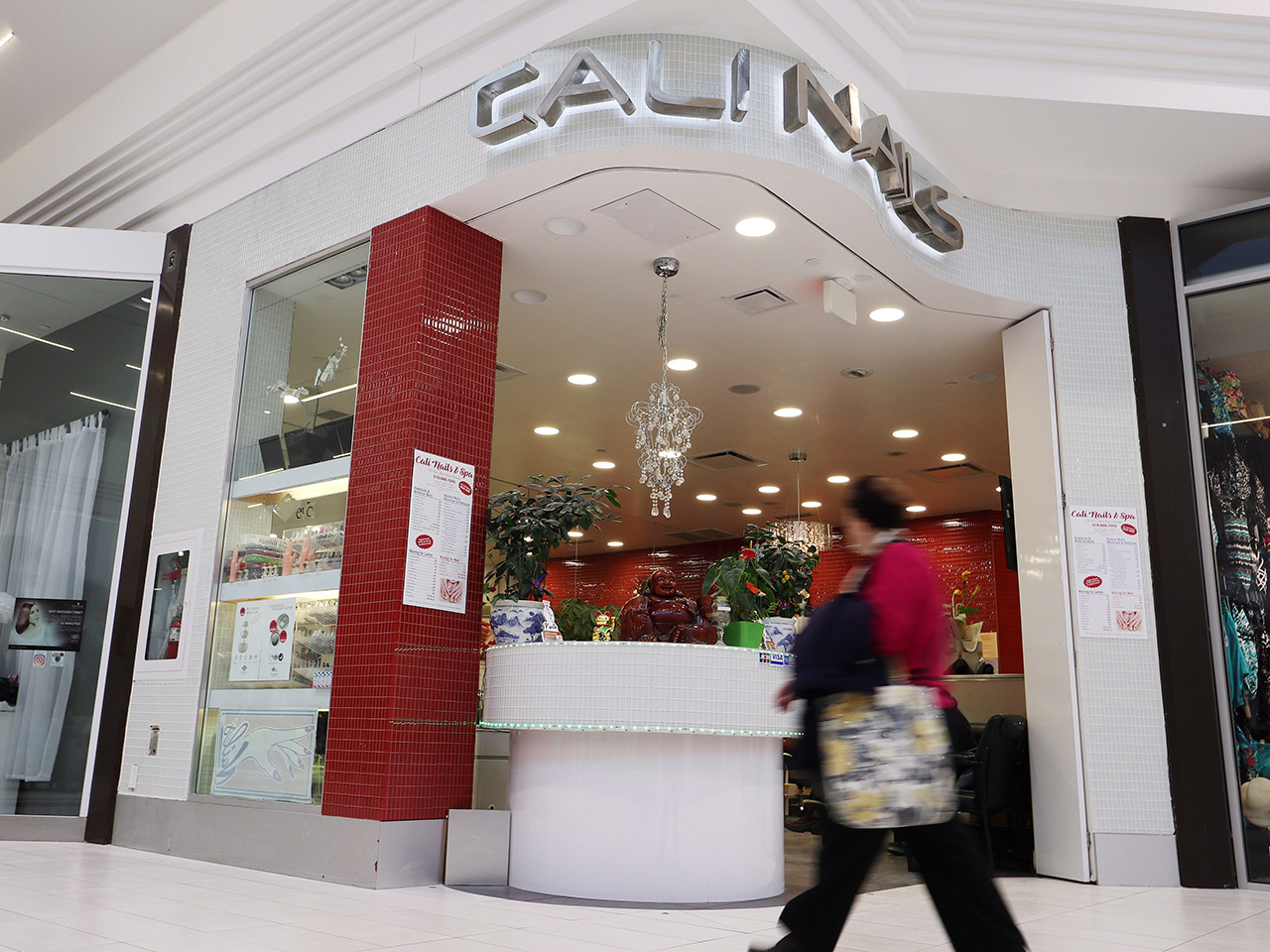 The Middlesex-London Health Unit is advising clients of Cali Nails at White Oaks Mall in London, Ont. to consult their healthcare providers and discuss the risk of potential exposure to blood-borne infections, and to consider testing for Hepatitis B, C and HIV. Potential exposures may have occurred for clients who received services at the salon between May 4, 2017 and January 5, 2018. (Dave Chidley / The Canadian Press)
