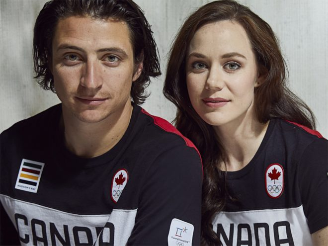 Ice Dancers Tessa Virtue And Scott Moir On Their Comeback And Their Chemistry