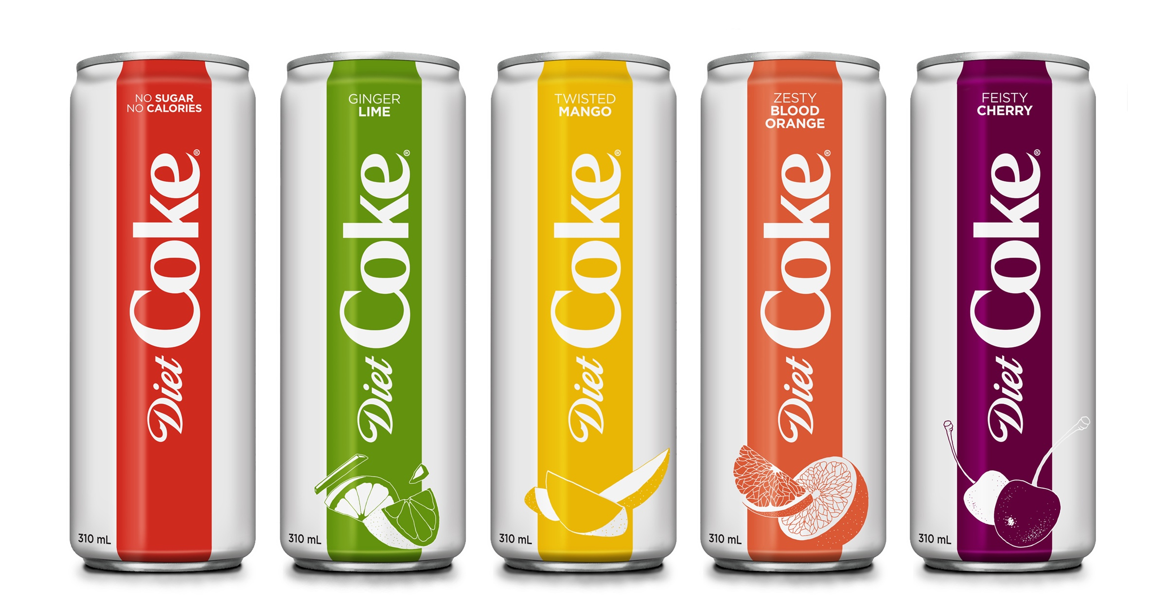 4 new diet coke flavours zesty blood orange are coming to canada chfi. Black Bedroom Furniture Sets. Home Design Ideas