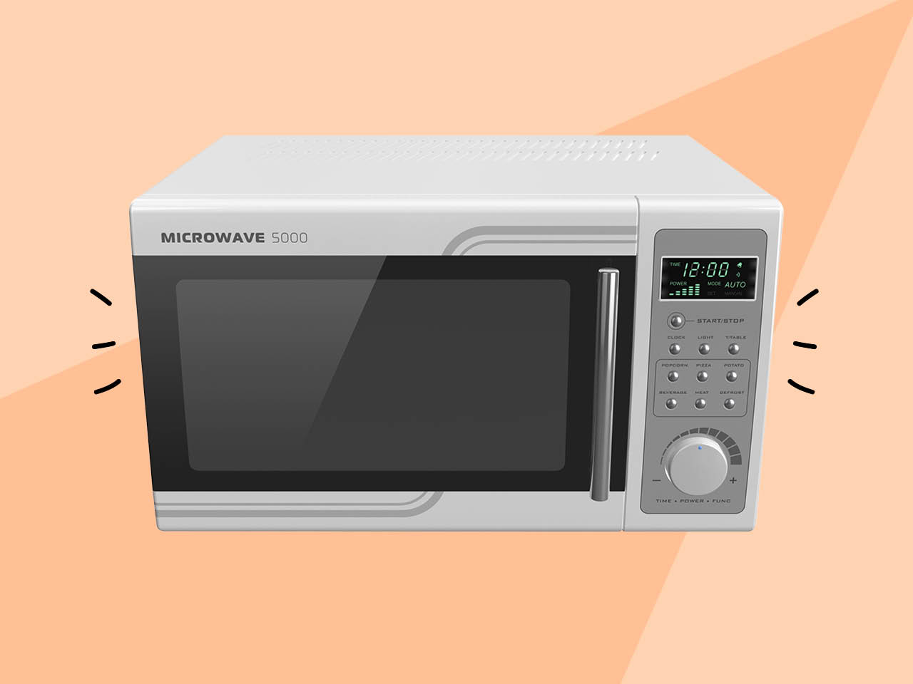 microwave cooking: it does more than reheat leftovers