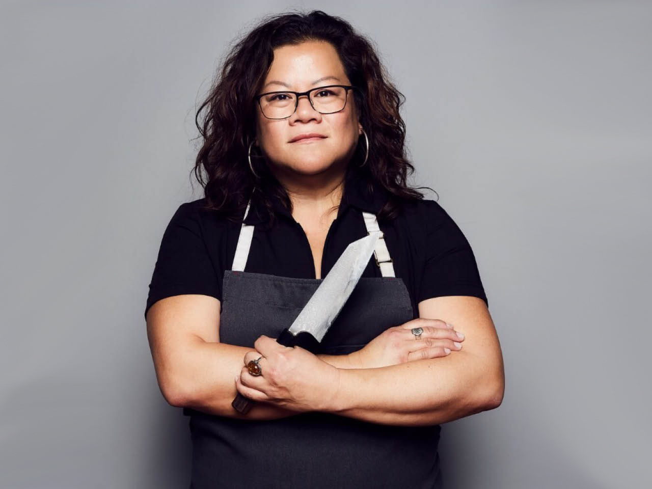 Canadian Chefs-Nicole Gomes is one tough cookie who runs her own catering company and rotisserie in Calgary, Alberta