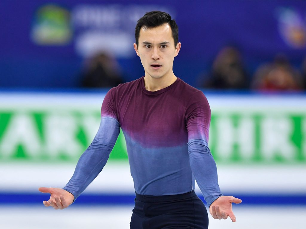Winter Olympics 2018 viewer's guide Patrick Chan