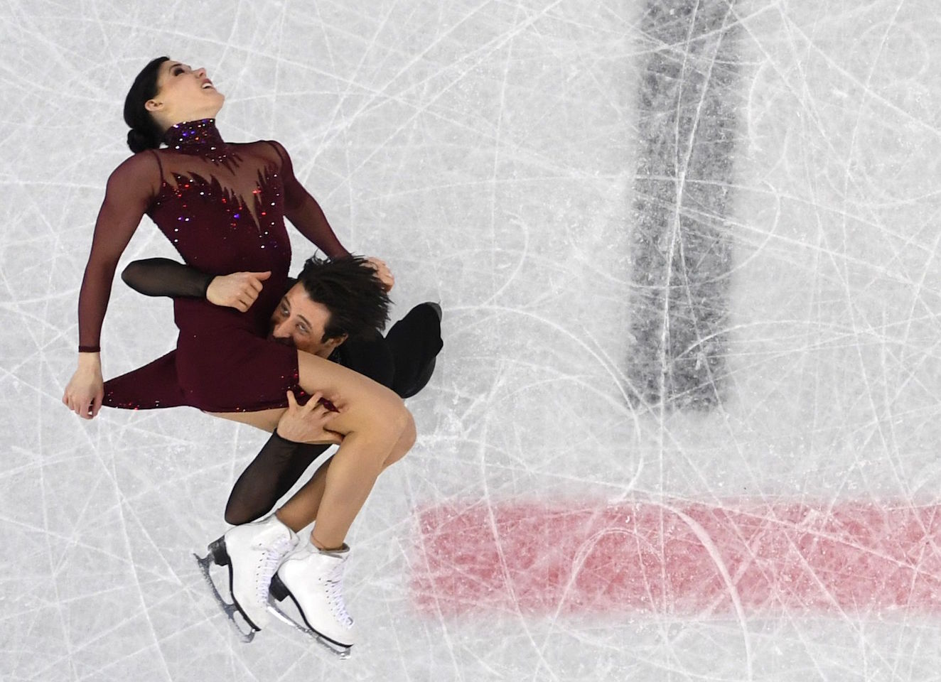 Tessa and scott not dating