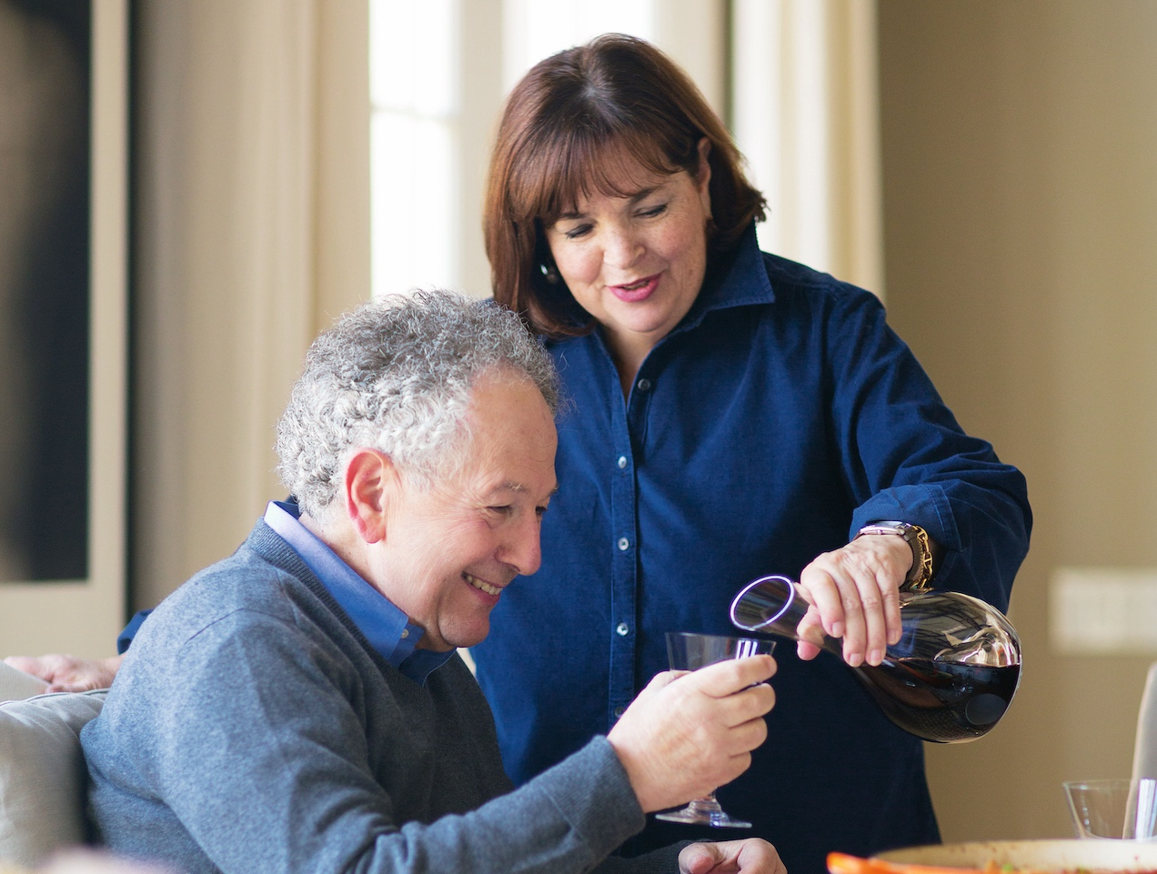 5 marriage secrets from ina garten and husband jeffrey chatelaine