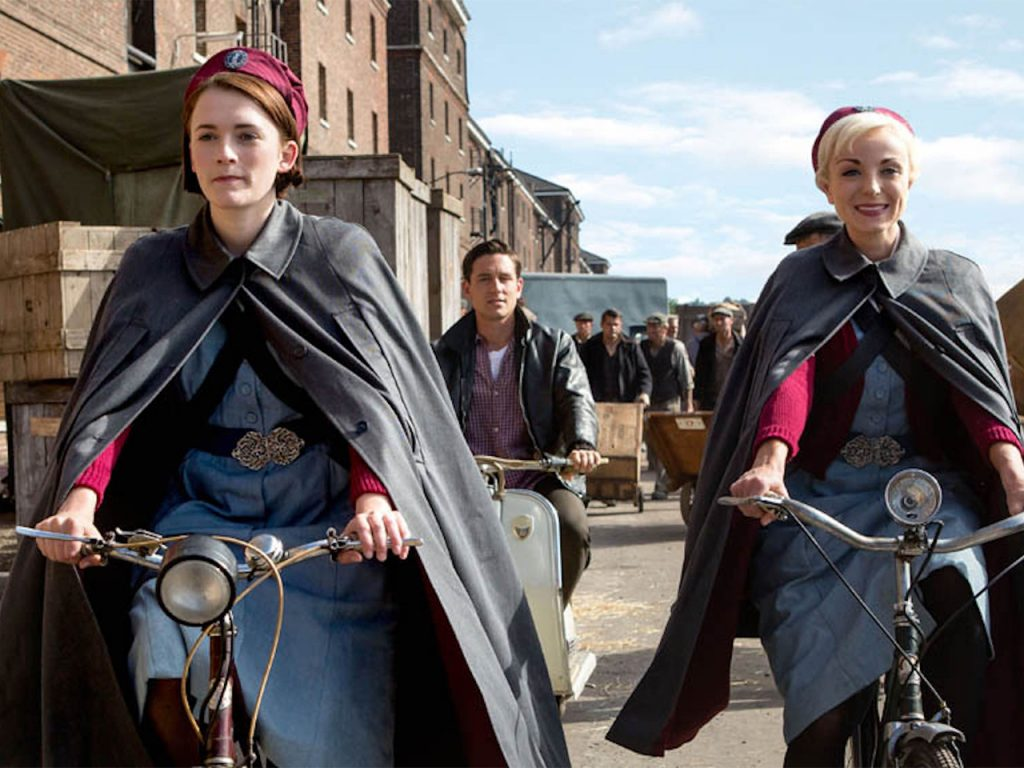 Netflix The Crown similar shows Call The Midwife